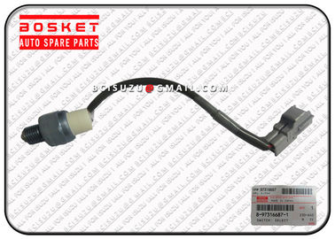 8973166871 8-97316687-1 Select Switch , Isuzu NPR 4HE1 Isuzu Truck Spare Parts