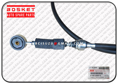 Japan Clutch Parts 8981468090 8-98146809-0 Isuzu NPR 4HE1 Tranmission Control Shift Cable 8970899863 8-97089986-3
