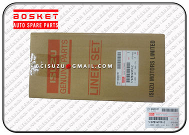 China Diesel Engine Isuzu NPR Parts NPR70 4HE1 Liner Set Engine Cyliner 5878149190 5-87814919-0 factory