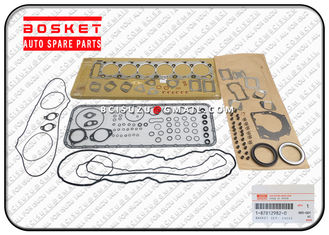 Isuzu Cylinder Gasket Set Engine Overhaul Gasket Set For Isuzu 6HK1 Engine 1878129821 1-87812982-1