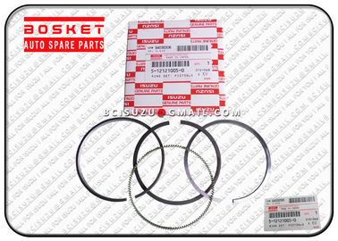 China ISUZU Spare Parts Piston Ring Set For Isuzu 6BD1 Engine 5121210050 5-12121005-0 factory