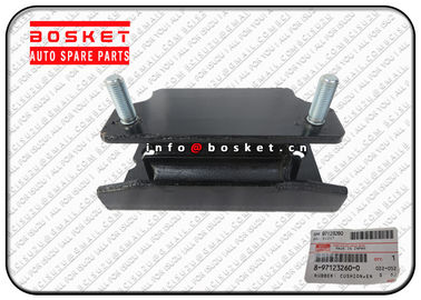 China 8-97123260-0 8971232600 Rear Engine Mounting Cushion Rubber Suitable For ISUZU UCS25 6VD1 factory