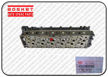 China ISUZU 6HK1 Cylinder Head Assembly 8-98243820-0 8-98170627-0 8982438200 8981706270 factory