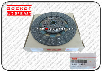 China 8-98255140-1 8982551401 Clutch Disc For ISUZU NPR Engine Parts factory