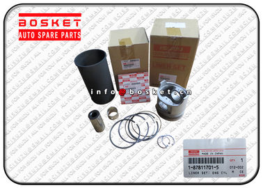 China FVR32 6HE1T FRR ISUZU Auto Parts 1-87811701-5 1878117015 Engine Cylinder Liner Set factory