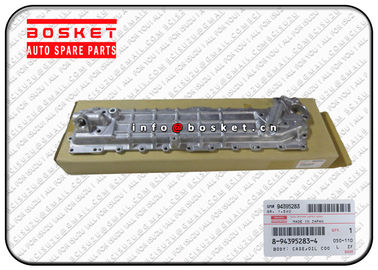 China Isuzu Engine Parts 8-94395283-4 8943952834 Oil Cooler Body For ISUZU EVZ FSR FTR FVR32 6HE1 supplier