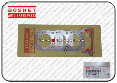 China 8-94136087-3 8941360873 Cylinder Head Gasket Suitable For ISUZU 3KC1 factory