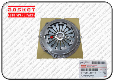 China 8-94374897-8 8943748978 Clutch Pressure Plate Assembly Suitable For ISUZU UCS25 6VD1 factory