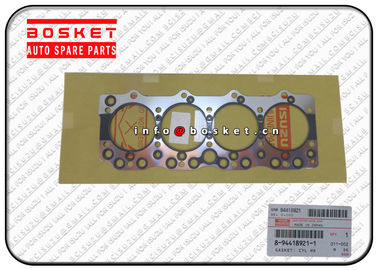China 8-94418921-1 8944189211 Cylinder Head Gasket Suitable For ISUZU NKR NPR 4BG1 supplier