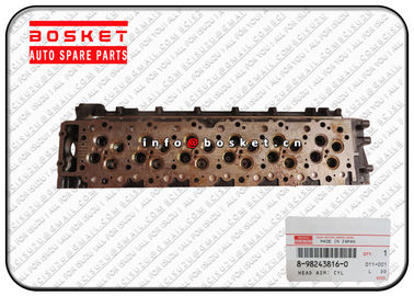 China OEM Isuzu FVR Parts Cylinder Head Assembly For ISUZU 6HK1 8-98243816-0 8982438160 factory