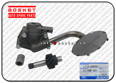 China 8-97128110-0 8971281100 Isuzu Replacement Parts Oil Pump Assembly For ISUZU XD 4BG1 factory