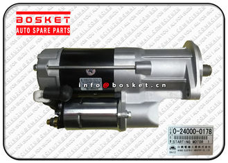 China 8-98070321-1 8980703211 Japanese Truck Parts Starter Assembly For ISUZU XD 4HK1 factory