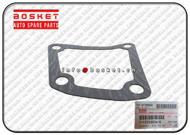 China ISUZU CXZ Parts , Japanese Truck Parts 1-13743034-0 1137430340 Housing To Head Gasket factory