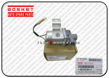 China ISUZU FTR Parts 1-82563182-0 1825631820 Exhaust Brake Valve ISUZU Truck Parts factory