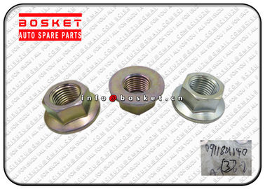 China 0-91180114-0 0911801140 Isuzu D-MAX Parts Rear Spring Nut Suitable for ISUZU TFR factory