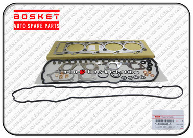 China Japanese Truck Parts ISUZU XD 5-87817882-0 5878178820 Engine Head Overhaul Gasket Set factory