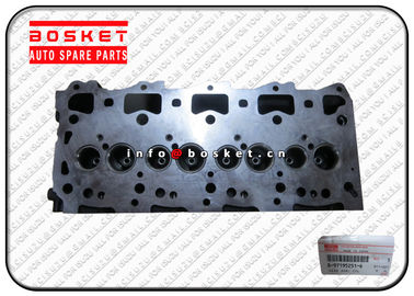 China 8-97195251-0 8971952510 Cylinder Head Assembly Suitable for ISUZU 4LE2 factory
