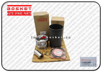 China 1878128590 1-87812859-0 Engine Cylinder Liner Set Suitable for ISUZU 6WG1 factory