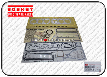 China Engine Overhaul Gasket Set 1878153820 1-87815382-0 Suitable for ISUZU 6RB1 factory