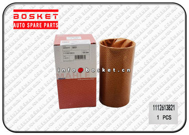 China ISUZU ZX200 6BG1 Cylinder Block Liner , Isuzu Liner Set 1-11261382-0 1112613820 factory
