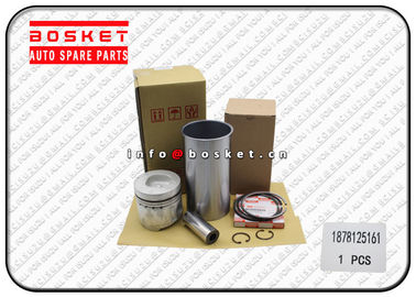 China Engine Cylinder 	Isuzu Liner Set Suitable for ISUZU 6BD1T 1-87812516-1 1878125161 factory