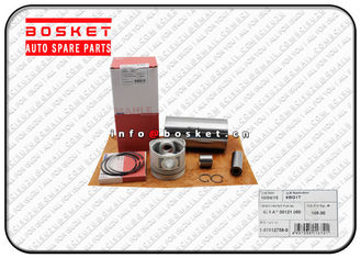 China Engine Cylinder Liner Set Suitable for ISUZU 6BG1T 1-87812758-0 1878127580 factory