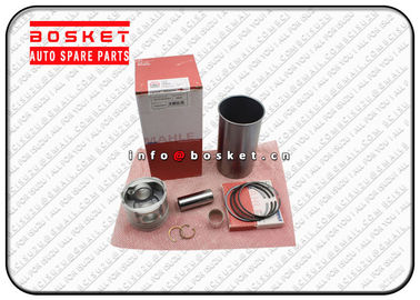 China Engine Cylinder 	Isuzu Liner Set Suitable for ISUZU 6BG1T 1-87812792-0 1878127920 factory