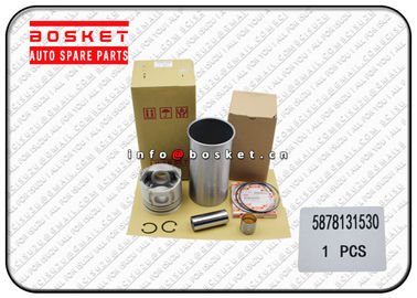 China Engine Cylinder Isuzu Liner Set Suitable for ISUZU 4BD2 5-87813153-0 5878131530 factory
