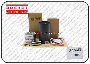 China Engine Cylinder Liner Set Suitable for ISUZU 4HK1 5-87814579-0 5878145790 factory