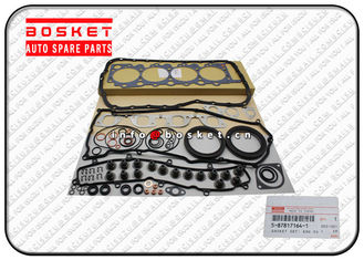 China Engine Overhaul Gasket Set Suitable for ISUZU NKR 5-87817164-1 5878171641 factory