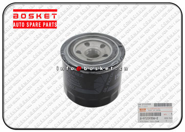 China 8-97209306-2 8972093062 Sub Oil Filter Suitable for ISUZU UBS 4JX1 factory