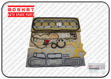 China Engine Overhaul Gasket Set Suitable for ISUZU 6BD1 1878150650 1878106387 1-87815065-0 1-87810638-7 factory