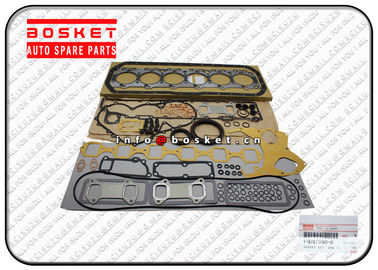 China Engine Overhaul Gasket Set Suitable for ISUZU 6BD1 1878150650 1878106387 1-87815065-0 1-87810638-7 supplier