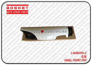China 1-65481591-2 1654815912 Side Front Panel Isuzu FVR Parts For ISUZU FVR96 6HK1 supplier