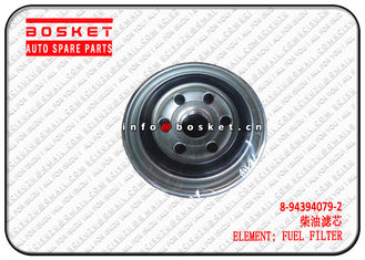 China Fuel Filter Element Isuzu FVR Parts 8-94394079-2 8943940792 Suitable For ISUZU FSR12 6BG1 supplier