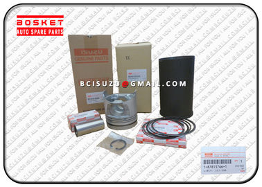 China ISUZU XD 4HK1 6HK1 Original Auto Parts Engine Cylinder Liner Set 1878137661 1-87813766-1 supplier