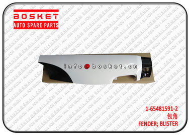 China 1-65481591-2 1654815912 Isuzu FVR Parts Side Front Panel Suitable For ISUZU FVR FTR FRR FTR supplier
