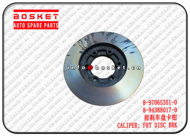 China 8-97065351-0 8-94388017-0 8970653510 8943880170 Front Disc Brake Caliper Suitable For ISUZU TFR factory