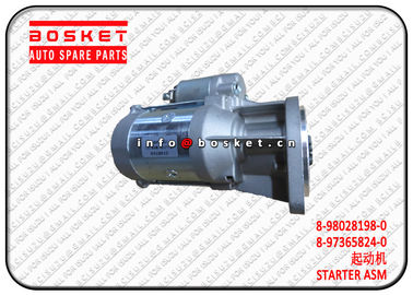 China 8-98028198-0 8-97365824-0 8980281980 8973658240 Starter Assembly Suitable For ISUZU TFR 4JJ1 4JH1 factory