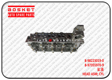 China 8-98223019-0 8-97355970-9 8982230190 8973559709 Cylinder Head Assembly Suitable For ISUZU TFR 4JJ1T 4JK1 factory