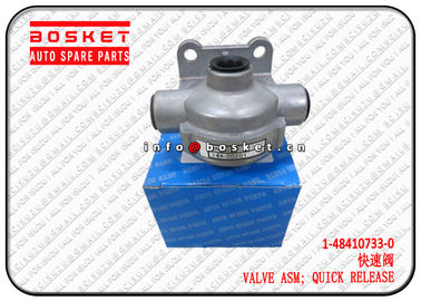 China 1-48410733-0 1484107330 Quick Release Valve Assembly Suitable For ISUZU CYZ 6WF1 supplier