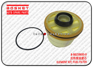 China ISUZU NKR77 4KH1 Fuel Filter Element Kit Isuzu NPR Parts 8-98159693-0 8981596930 supplier