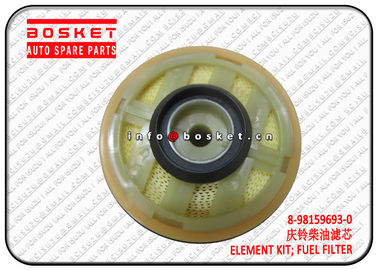 China 8-98159693-0 8981596930 Fuel Filter Element Kit Suitable For ISUZU NKR77 4KH1 supplier
