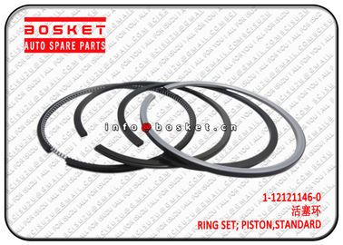China 1-12121146-0 1121211460 Standard Piston Ring Set Suitable for ISUZU ZX200 6BG1T supplier