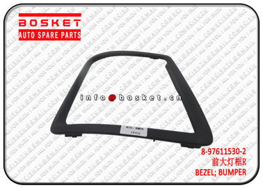 China 8-97611530-2 8976115302 Isuzu CXZ Parts Bumper Bezel Suitable for ISUZU VC46 supplier
