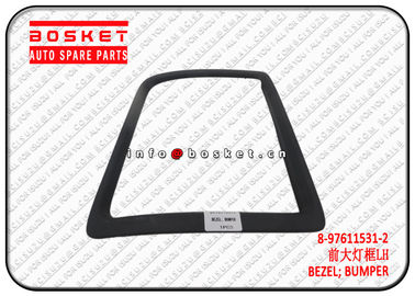 China ISUZU VC46 8-97611531-2 8976115312 Bumper Bezel Isuzu Spare Parts supplier
