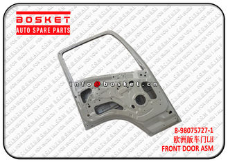 China Orginal Isuzu NPR Parts 75 8-98075725-1 8980757251 Watt Front Door Assembly supplier