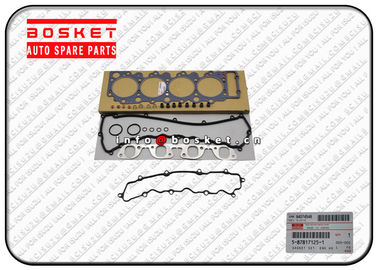 China 5878171251 5-87817125-1 5878139594 5-87813959-4 Engine Head Overhaul Gasket Set Suitable for ISUZU NKR factory