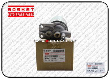 China 8971714510 8-97171451-0 Isuzu Filters / Fuel Filter Assembly For NHR NKR factory