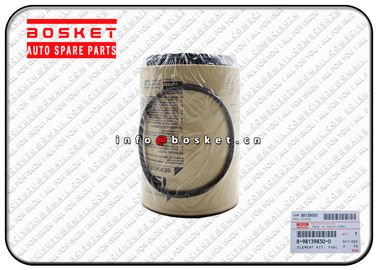 China 8981398300 8-98139830-0 Fuel Filter Element Kit For ISUZU NMR85 NPR75 NQR90 supplier